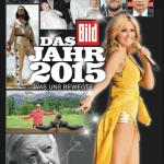 Chronik 2015, Design